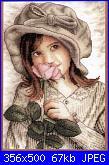 Ragazzina con rosa - Guardate se vi piace !!!-171384-b72f8-18235148-jpg