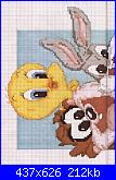 I Looney Tunes per  bimba-looni-1-jpg