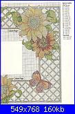Centrotavola girasoli-sunflower-trellis-2-jpg
