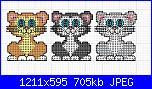 Schemi troppo piccoli-trio-gatti-jpg