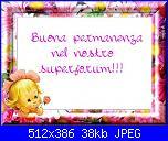 """""""Madonna monocolore"""" 35x45-buona-permanenza-bambina-fiore-jpg"""