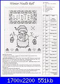 Oggettini natalizi per crocettine-winter-needleroll-chart-jpg