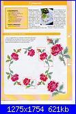 Trousse in raso rosa e schema di Gesu'-roselline004-jpg