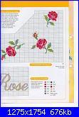 Trousse in raso rosa e schema di Gesu'-roselline003-jpg
