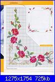 Trousse in raso rosa e schema di Gesu'-roselline002-jpg