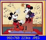 Disney : DS15 - Mickey's Piano-topolino-jpg