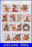 """Grembiule Natale: lettera """"C""""-natale-abc-1-jpg"""