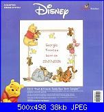 Schemi nascita winnie the pooh-disney-d213-jpg