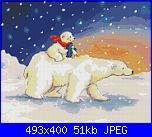 cerco schemi orso polare-umka-jpg