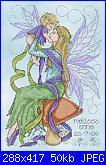 """""""Mother and child""""  (fatina con bimbo con ali)-fairy-mother-child5-jpg"""
