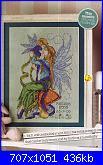 """""""Mother and child""""  (fatina con bimbo con ali)-twocs-1530028-jpg"""
