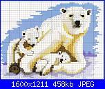 cerco schemi orso polare-osos-blancos-jpg