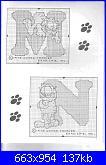Alfabeto di Garfield-mngarfield-jpg