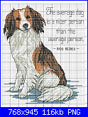 Schemi con cagnolini-collie-png
