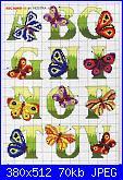 x big e altre-alfabeto-grande-farfalle-jpg