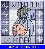 Schemi Winnie e gli amici 4 stagioni-schema-punto-croce-winnie-pooh-asinello-jpg