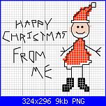 schemi natalizi-stickman-png