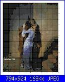 schema bacio x alalla-bacio-scuro-jpg