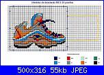 Schema di scarpe da tennis - Qualcuna me lo fa?-scarpa-jpg