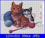 ancora una richiesta....schema micio-2-gatitos-con-ovillo-jpg