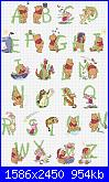 Abecedario con Winnie schema vervaco-disegni-punto-cr-11-jpg