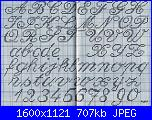 Alfabeto punto croce + punto scritto incompleto-alfas-173-jpg