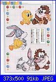 Schema Bux bunny baby con le mani poggiate sulle guance-5-jpg