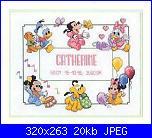 Cerco schema sampler Disney baby!-natalicio%252520dis-11-jpg