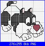 dalmata 101, gatto silvestro con la coccinella , orsetto sulla luna-gatto_silvestro-png