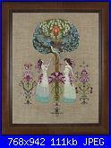 "Cerco # MD109 ""Tree of Hope"" by Nora Corbett #-md109-jpg"
