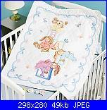 """cerco schema per sampler nascita: """"Sleepy bunnies""""-054-00461-jpg"""