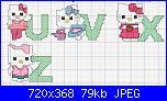 Rrimpiccolire schema di  HELLO KITTY-hellokittymonograma4-jpg