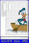 Schemi punto croce paperino e paperina-139-420-x-578-jpg