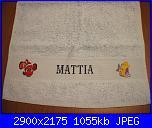 Francesca0580 - i miei lavori-asciugamano-asilo-mattia-jpg