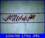 I miei piccoli piccoli lavori - Lorenza-chiampo-asciugamano-matilde3-jpg