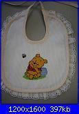 Bavaglini con Pooh e baby puffo / schemi di natalia-dscn5387-jpg
