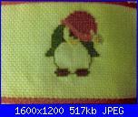 I Lavori di Katia-strofinaccio-pinguino-erika-2006-jpg