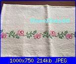 I miei lavori a punto croce - fiorellina80-img_3262-jpg