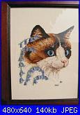alcuni lavori di Maria Teresa49-gatto3-jpg