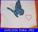 Alcuni dei miei ricami - luisangela85-farfalla-bl%F9-jpg