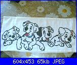 Tutti i miei lavori :) - sOrAyA-cagnolini-carica-dei-101-jpg