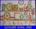 Patrizia61 - i miei lavori-quadro-mensole-1-46-jpg