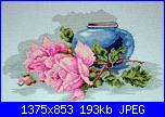 Patrizia61 - i miei lavori-quadro-rose-jpg