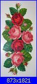 Patrizia61 - i miei lavori-quadro-rose2-jpg