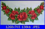 Patrizia61 - i miei lavori-quadro-rose-3-jpg