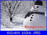 Giovedì 24 gennaio 2019-pupazzo-di-neve-602x400-jpg