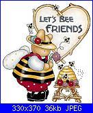 ESTELLA: CIAO .... mi presento !!!!!!!!!-bee_friends-jpg