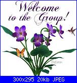 lucilla78: nuova iscritta-welcome_125-jpg