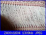 Asciugamano bordo tela Aida sfilato-p1020846-jpg
