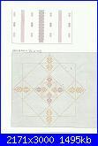 Schemi punto filza (o vagonite) di centrotavola natalizi con misure-scansione-2-jpeg